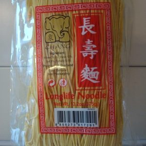 Chang Long Life Thai Noodles 375g.