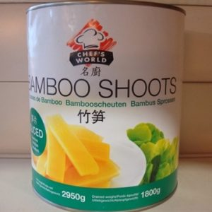 Chef's brand Bamboo Shoots (Slices)