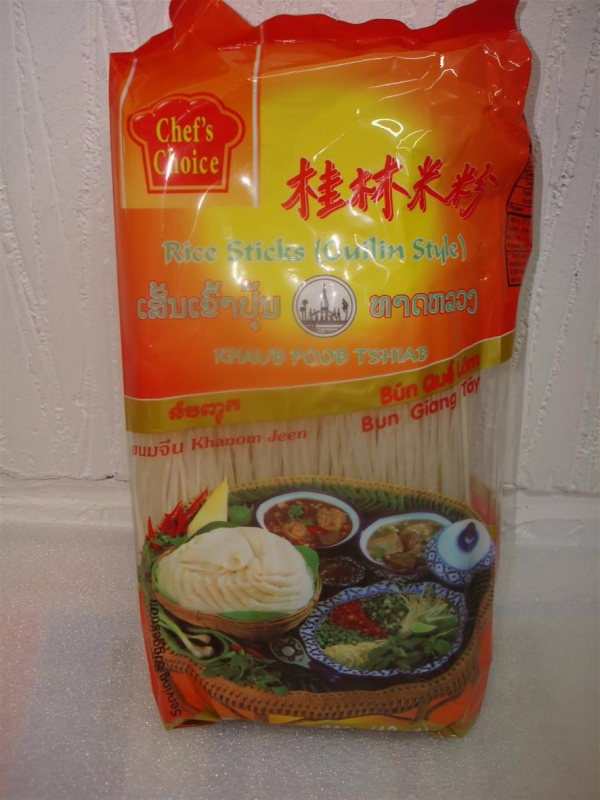 Chef's Choice Guilin Style Noodles(Rice Noodles)
