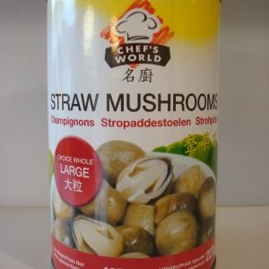 Chef's World Straw Mushrooms