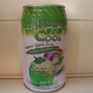 CocoCool Coconut Natural Water330Ml.