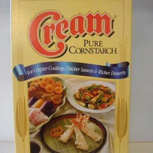Cream brand Pure Cornstarch 400g.Back in Stock