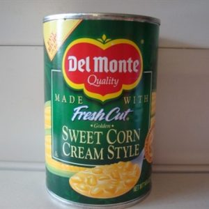 Del Monte Cream Style Sweet Corn