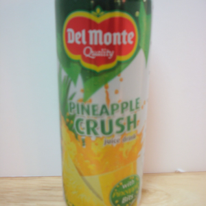 Del Monte Pineapple with Crush