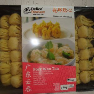 Pork Wan Tan,Party Pack,Delico 624g