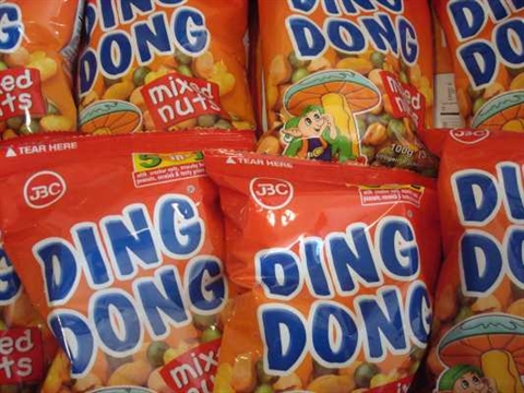 DingDong Original Mixed Nuts