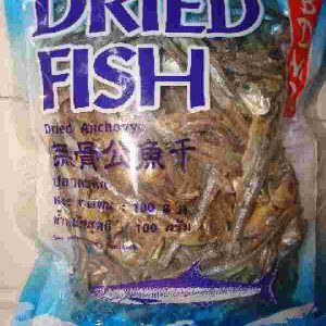 Dried Anchovy or Dilis Back in Stock