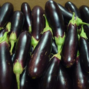 Eggplant Small 500g (Available Monday & Wednesday)