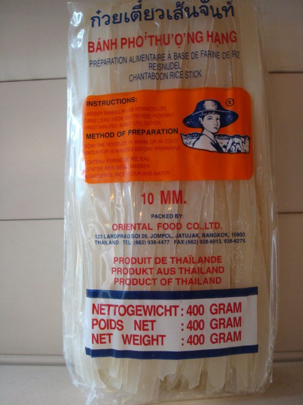 Farmer Rice Noodles 10MM