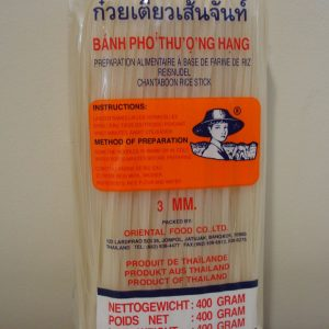 Farmer Rice Sticks 3mm 400g.