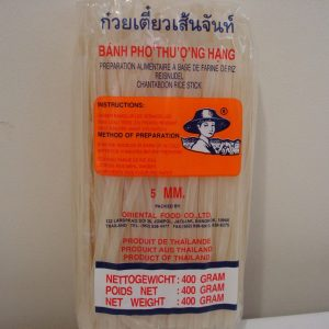 Farmer Rice Sticks 5mm 400g.