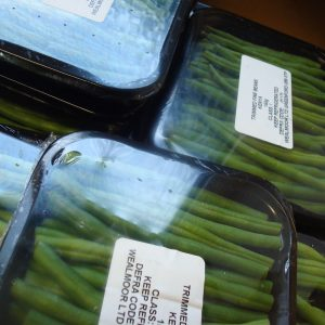 Fine Beans 150g.(Available Monday & Wednesday)