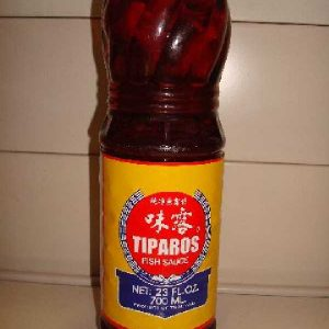 Fish Sauce  (Tiparos) 700 ML.