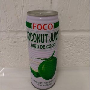 Foco Coconut Juice 520Ml.