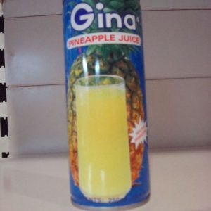 Gina Pineapple Juice
