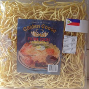 Golden Goose Pancit Canton Cooking Noodles 454g.