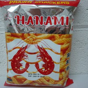 Hanami  Prawn Crackers Original