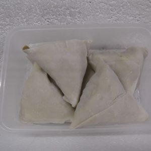Samosa, HomeMade Thai Version. frozen