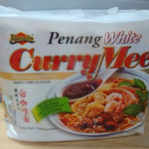 Ibumie Penang White Curry Flavour with Cilli Paste 4pcs