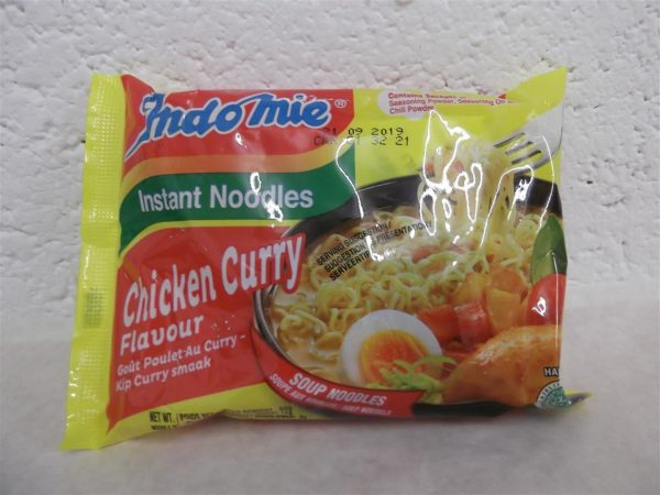 Indo Mie  Chicken Curry Flavour
