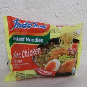 Instant Noodles Onion Chicken Flavour,Indo Mie