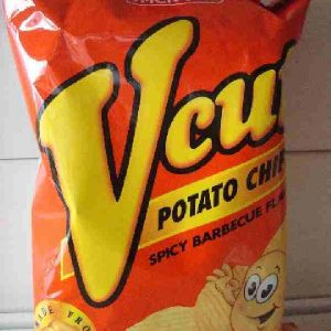 Jack n Jill V-Cut Potato Chips Spicy Barbecue