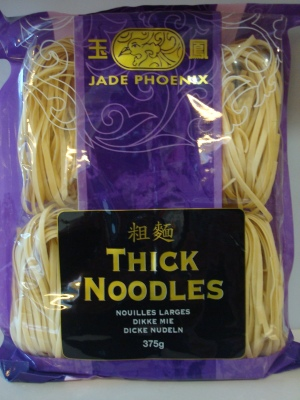 Jade Thick Egg Noodles 375g. Back in Stock