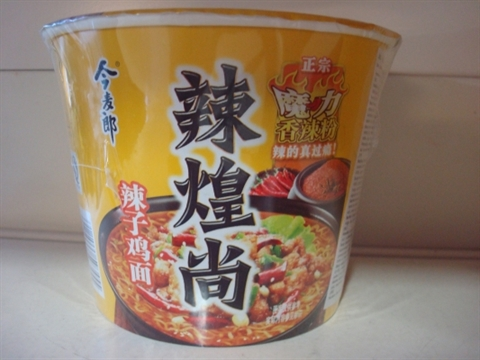 Jinmailang Spicy Chicken Noodles