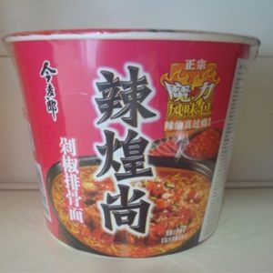 Jinmailang Spicy Pork Flavour Noodles