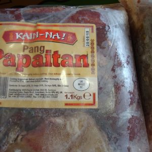 Kain-Na Pang Papaitan Back in Stock