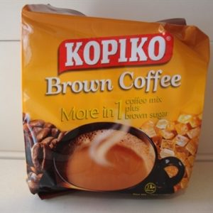 Kopiko Brown Coffee 3in1 (10 sachet inside)