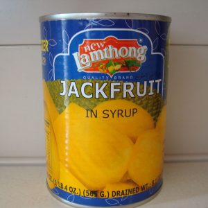 Lamthong Yellow Jackfruit