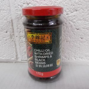 Lee Kum Kee Chilli Oil with Dried Shrimps & Black Beans Reduced Price Date April 04, 2019