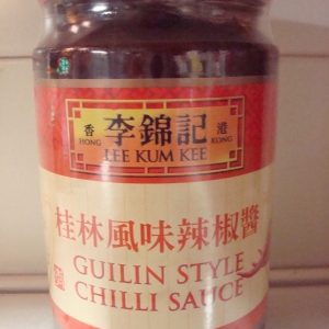 Lee Kum Kee Guilin Style  Chilli Sauce