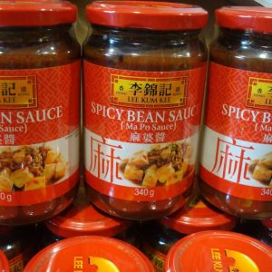 Lee Kum Kee Spicy Bean Sauce( Ma Po Sauce)