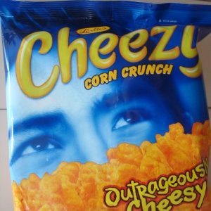 Leslies Cheezy Corn Crunch