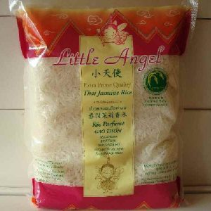 Little Angel Thai Jasmine Rice. 1kg.