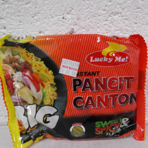 Lucky Me Pancit Canton Sweet & Spicy Big Pack