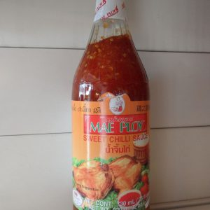 Mae Ploy Sweet Chilli Sauce (Red Bottles)