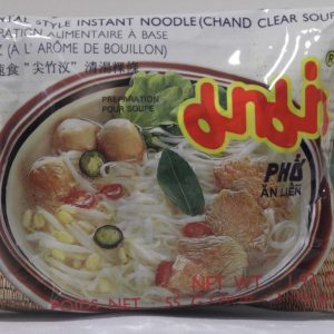 Mama Instant Noodles ( Chand Clear Soup)Beef Noodles
