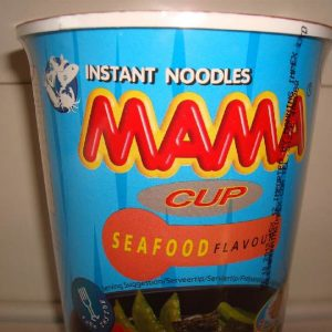 Mama Noodles Seafood Flavour