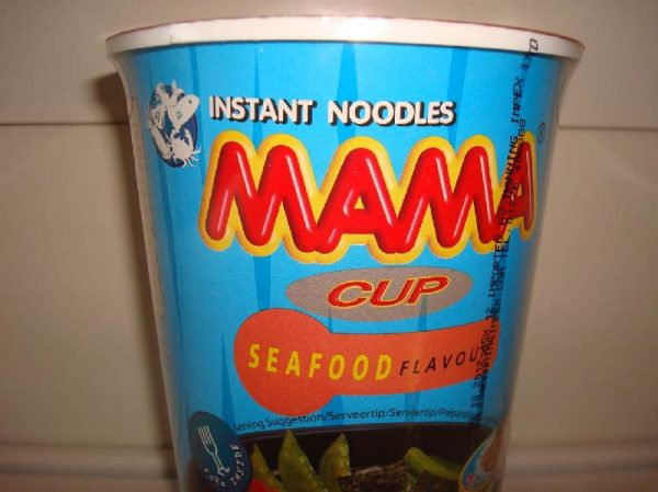 Mama Noodles Seafood Flavour DATE MARCH 02,2016