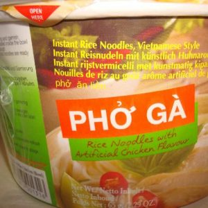 Mama Pho Ga Chicken Noodles & soup
