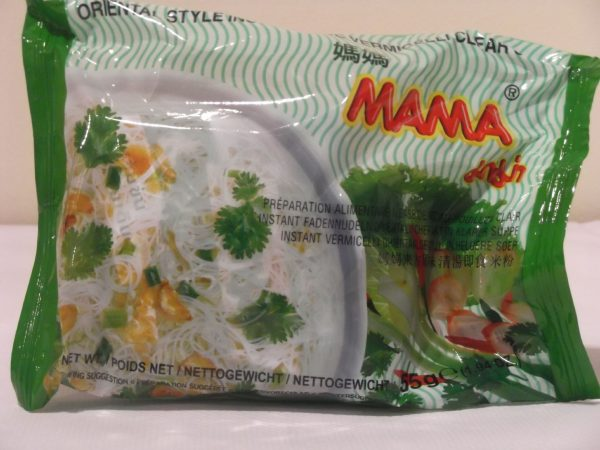Mama Rice Vermicelli Clear Soup Noodles
