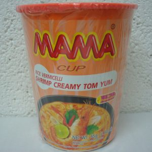 Mama Rice Vermicelli Shrimp Creamy Tom Yum