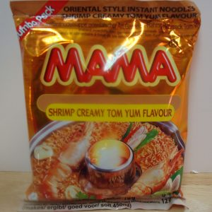 Mama Shrimp Creamy Tom Yum Flavor 90g