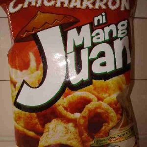 "Mang Juan Chicharon (Suka ""t Sili) Brown"