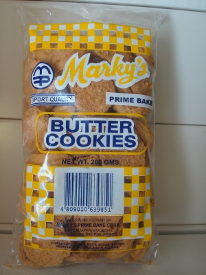 Marky's Butter Cookies