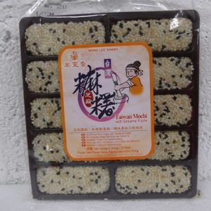 Mong Lee Shang Taiwan Mochi with Sesame Paste