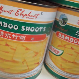 Bamboo Shoots Slices,Mount Elephants 2.9kg